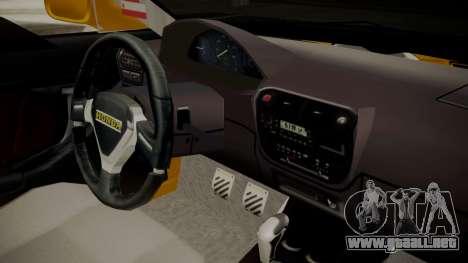 Honda Civic Sedan para la visión correcta GTA San Andreas
