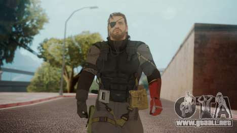 New Venom Snake para GTA San Andreas