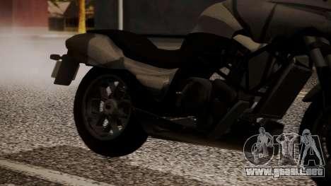 GTA 5 Dinka Thrust para la visión correcta GTA San Andreas