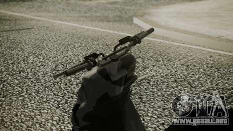 MBK Booster Rocket Tuning para la visión correcta GTA San Andreas