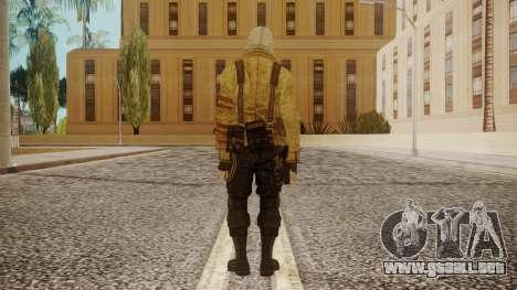 Custom Survivor 2 para GTA San Andreas tercera pantalla