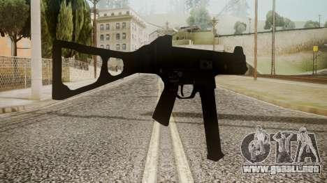MP5 by catfromnesbox para GTA San Andreas segunda pantalla