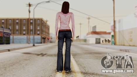 Hfyst CR Style para GTA San Andreas tercera pantalla