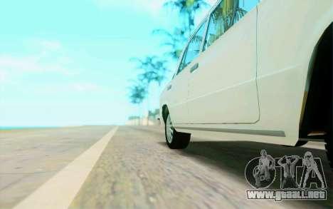 VAZ 2101 Stock para vista lateral GTA San Andreas