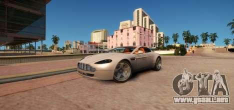 Aston Martin DB9 Vice City Deluxe para GTA 4