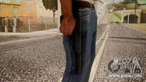 Silenced Pistol by catfromnesbox para GTA San Andreas tercera pantalla