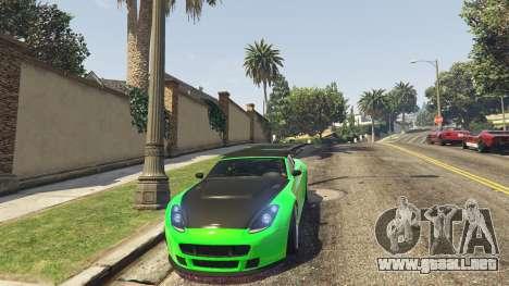 GTA 5 Mejora al instante, máquinas de tercera captura de pantalla