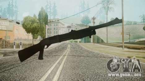 MCS 870 Battlefield 3 para GTA San Andreas segunda pantalla