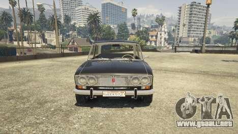 GTA 5 VAZ 2103 vista lateral trasera derecha