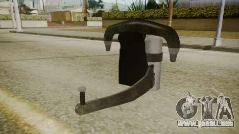 Atmosphere Jetpack v4.3 para GTA San Andreas segunda pantalla