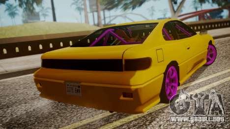 Alpha Drift para GTA San Andreas left