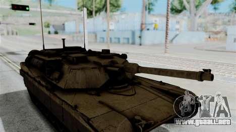 M1A2 Abrams para la visión correcta GTA San Andreas