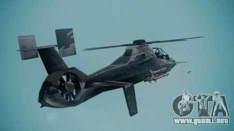 VAH-318 para GTA San Andreas left