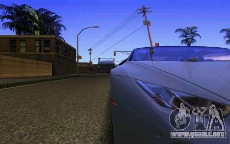 Lamborghini Huracan LP610 VELLANO para la vista superior GTA San Andreas