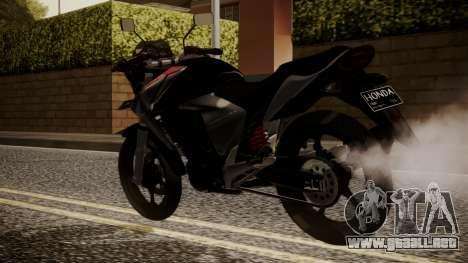 New Mega Pro para GTA San Andreas left