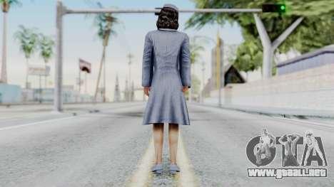 La chica de El Padrino: El Juego para GTA San Andreas tercera pantalla
