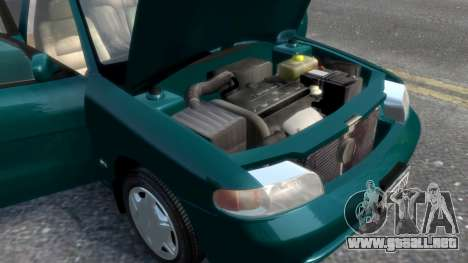 Daewoo Nubira I Sedan SX USA 1999 para GTA motor 4