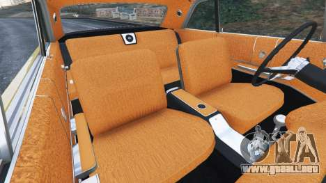 GTA 5 Chevrolet Impala SS 1964 vista lateral derecha