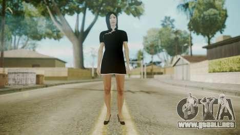 Sofyri HD para GTA San Andreas segunda pantalla