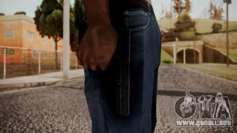 Colt 45 by catfromnesbox para GTA San Andreas tercera pantalla