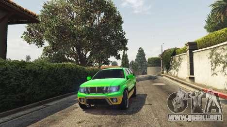 GTA 5 Mejora al instante, máquinas de