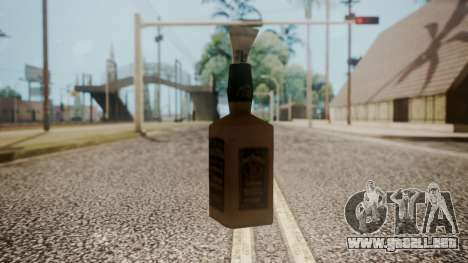 Molotov Cocktail from RE Outbreak Files para GTA San Andreas