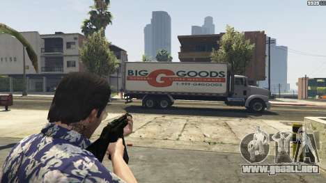 GTA 5 MW3 MP5 tercera captura de pantalla