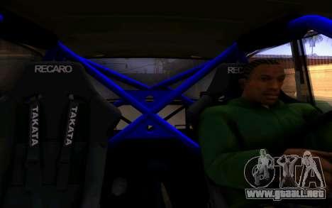 VAZ 2101 Coche para vista lateral GTA San Andreas