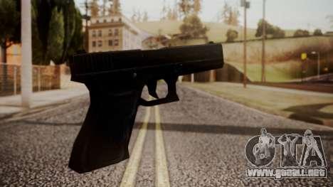 Colt 45 by catfromnesbox para GTA San Andreas segunda pantalla