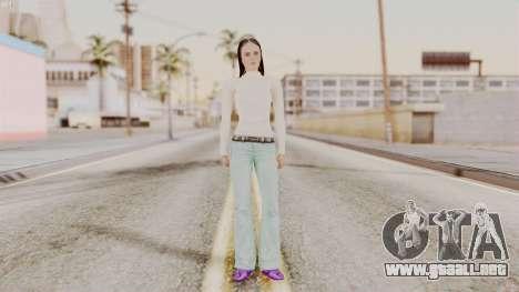 Ofyst CR Style para GTA San Andreas segunda pantalla