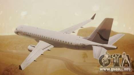 Embraer 170-100 Air Costa para GTA San Andreas left