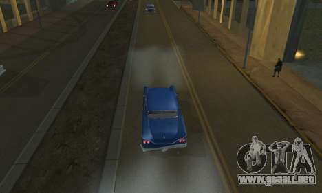 Realistic Lights para GTA San Andreas