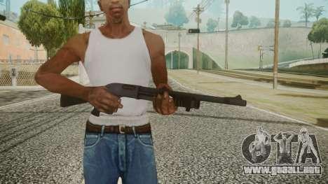 MCS 870 Battlefield 3 para GTA San Andreas