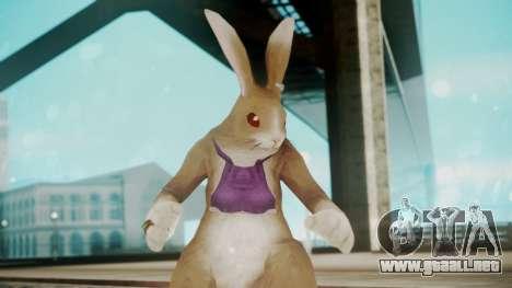 Alice Rabbit Form from Bloody Roar para GTA San Andreas