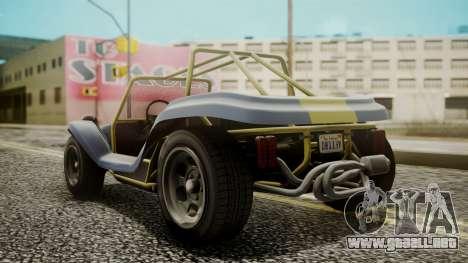 GTA 5 BF Bifta para GTA San Andreas left