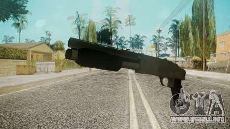 Sawnoff Shotgun by EmiKiller para GTA San Andreas