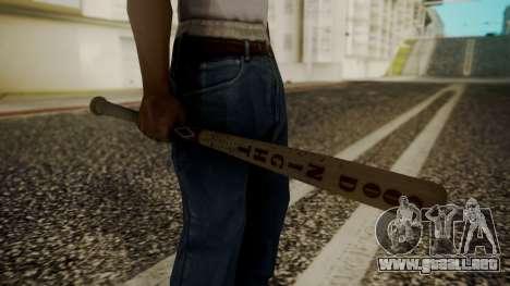 Harley Quinn Good Night Bat para GTA San Andreas tercera pantalla