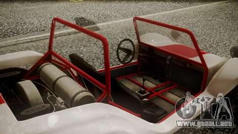 GTA 5 BF Bifta IVF para la visión correcta GTA San Andreas