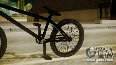 BMX Poland para la visión correcta GTA San Andreas