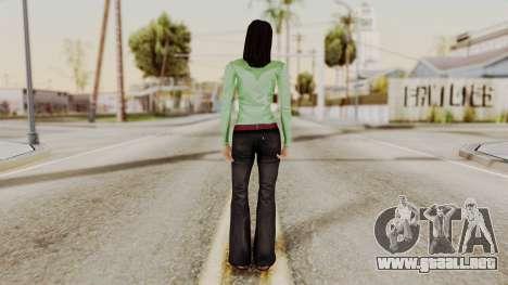 Ofyri CR Style para GTA San Andreas tercera pantalla