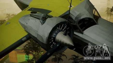 G-21A Argentine Naval Aviaton para la visión correcta GTA San Andreas