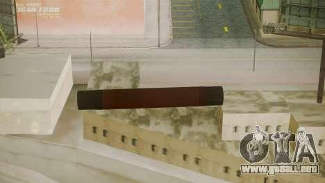 Atmosphere Flare v4.3 para GTA San Andreas tercera pantalla