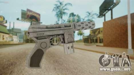 GTA 5 Tec-9 (Lowrider DLC) para GTA San Andreas segunda pantalla