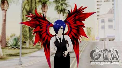 Touka Kirishima (Tokyo Ghoul) v2 para GTA San Andreas