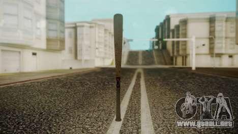 Harley Quinn Good Night Bat para GTA San Andreas segunda pantalla