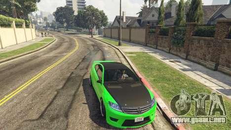 GTA 5 Mejora al instante, máquinas de segunda captura de pantalla
