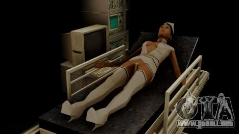 GTA 5 Brute Ambulance para la visión correcta GTA San Andreas