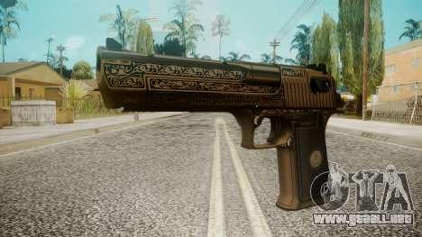 Desert Eagle by EmiKiller para GTA San Andreas