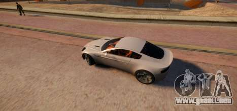 Aston Martin DB9 Vice City Deluxe para GTA 4 left