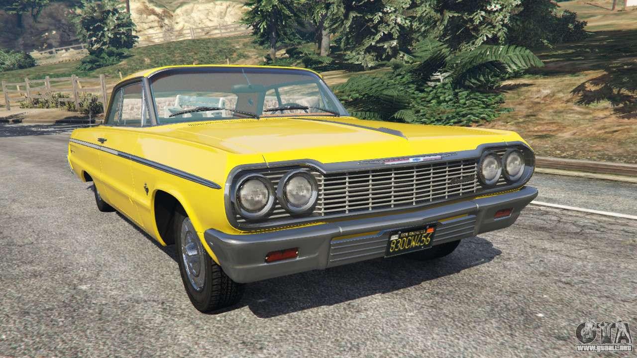 Los Impala Todo Gira